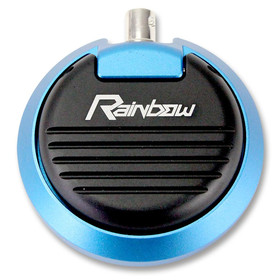 RAINBOW Foot Switch - Color Black-Blue