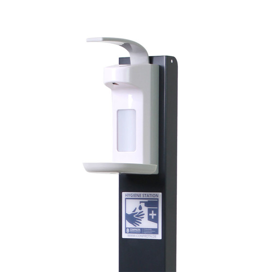 CONPROTA - Hygiene Station Dispenser 2 Manual 500 ml +  Caramba 1000 ml