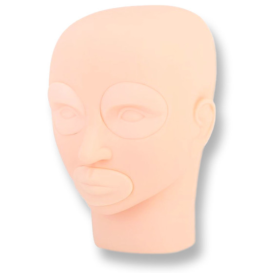 Model Head - Typ 4 - Life Size