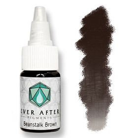 EVER AFTER Pigments - PMU Pigment - Beanstalk Brown 15 ml