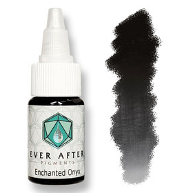 EVER AFTER Pigments - PMU Pigment - Enchanted Onyx 15 ml