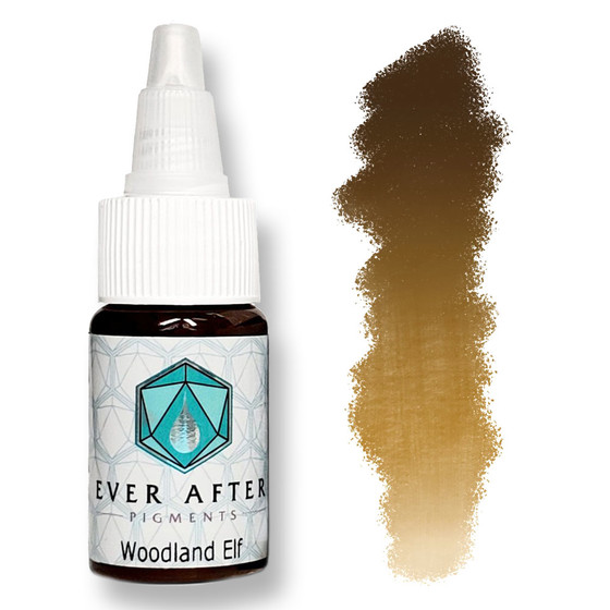 EVER AFTER Pigments - PMU Pigment - Woodland Elf 15 ml