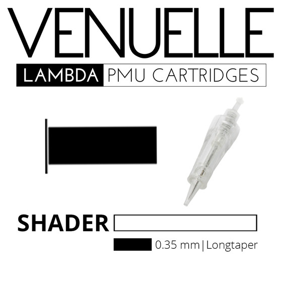 VENUELLE - Lambda Cartridges - Round Shader