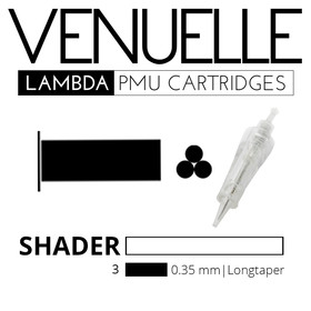 VENUELLE - Lambda Cartridges - 3 Round Shader 0,35