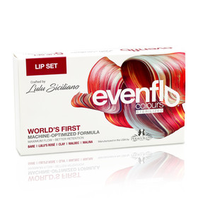PERMA BLEND - PMU Pigment - Evenflo Lip Set - 5 x 15 ml