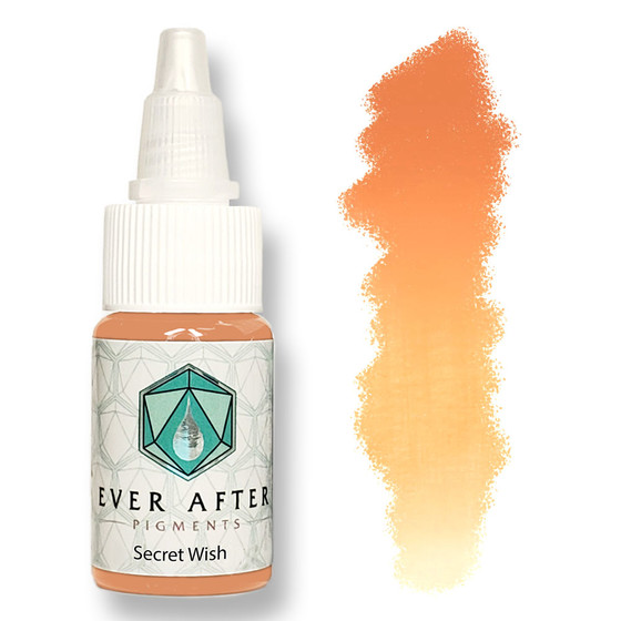 EVER AFTER Pigments - #2 Areola Set  - 4 x 15 ml